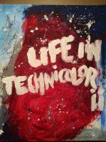 Life In Technicolor ii - EP by RayfordSteele
