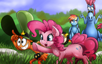 MLP / WOY Crossover by Malifikyse