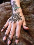 cool henna by delicate87