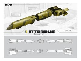 Interbus Courier by Krats