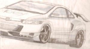 Honda Civic by jmielke