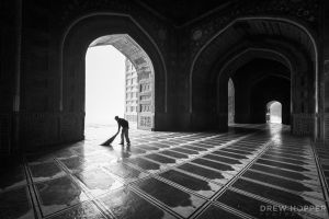 Mosque Sweeper by DrewHopper