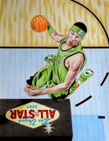 Gerald Green by MLBOA