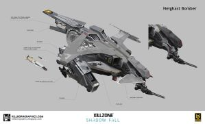 Helghast Bomber by Killborn