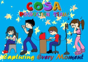 COSA poster by Axixion