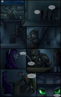 Shadow's Reign chapter 1 pg 1 by Areetala