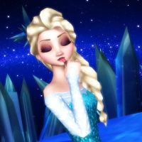 Elsa is Beautiful by Simmeh