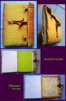 Sonja's diary by Elescave