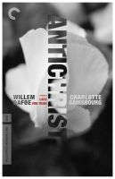 Criterion Collection Re-design: Antichrist by Natewich4lunch