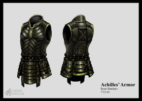 Achilles' Armor by rytango