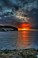 HDR Skivika Sunset by SindreAHN