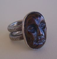 Face Ring 2 by metalhed2g