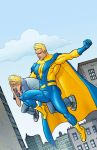 Hero Squared 1 colours by thatron