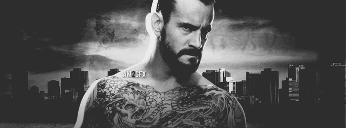 Cm Punk by King2002