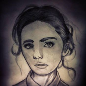 Lily Collins - The Mortal Instruments by Dukestar1234