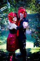 Teto and Ted Magnet Version -16 by DamianNada