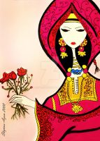 MOROCCO Art by Deepyjoy