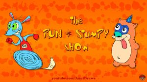 The Run and Stumpy Show by AnutDraws