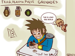 Fallout Grenades classic by hunk17