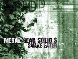 Snake Eater by AceDemonHunter