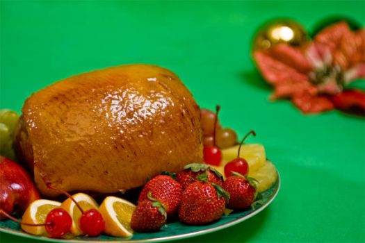 Chinese Christmas Ham 1 by pinay-malaya