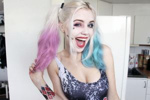 Harley Quinn Suicide Squad by Mirish