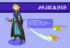 Mirasis TDOCT Ref by Raxion