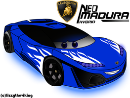cars OC: ned madura hybrid by auveiss