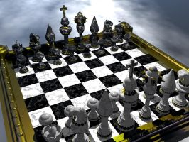 Chess by vest