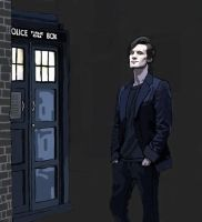 11th Doctor - Matt Smith by Beanie-Jess-09