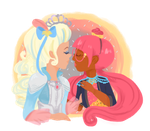 Sweet Kiss by Juleebean