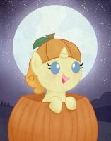 Pumpkin Cake by Balloons504