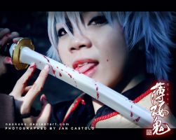 Hakuoki - Blood Lust by Naokoko