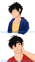 BH6 Older Hiro concept by BBG4ya