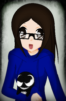 Me and My Venom Plushy by TFAfangirl14