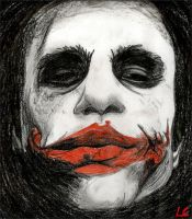 Why So Serious? by LuCadreamBrother
