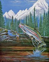 Steelhead by RandyAinsworth