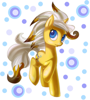 Lemony Pie - A lot of circles! by PauuhAnthoTheCat