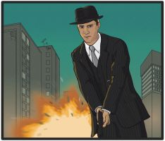 Cole Phelps by Wishii