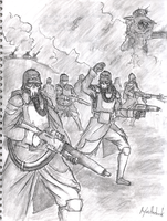 Death Korps Grenadiers by The-Emperors-Finest