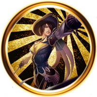 Royal Guard Fiora Icon by ElementaryStorm