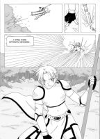 The Warrior's heart: page 04 by Ronin-errante