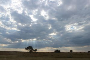 South African sky 2 by zombiemarshmellow
