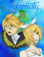 Synchronicity Cover FINISHED by RhodArt