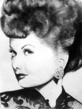 Lucille Ball by AlissaBishop