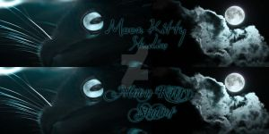 Banner - MoonKitty Studios by xdangerkittyx