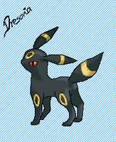 Umbreon by Dresoria