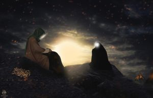 Tragedy of Karbala by mustafa20
