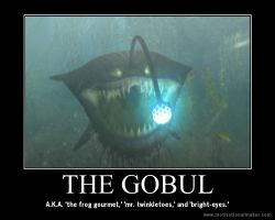 Monster Hunter Motivational: The Gobul 2 by teambrownie1