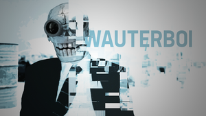 Skullbot Scatters by wauterboi